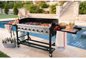 best 8 burner gas grill for the money