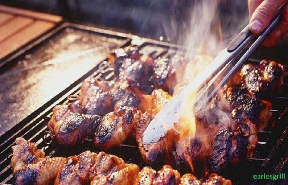 event gas grill