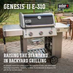 weber genesis ii overview of webers new gas grill