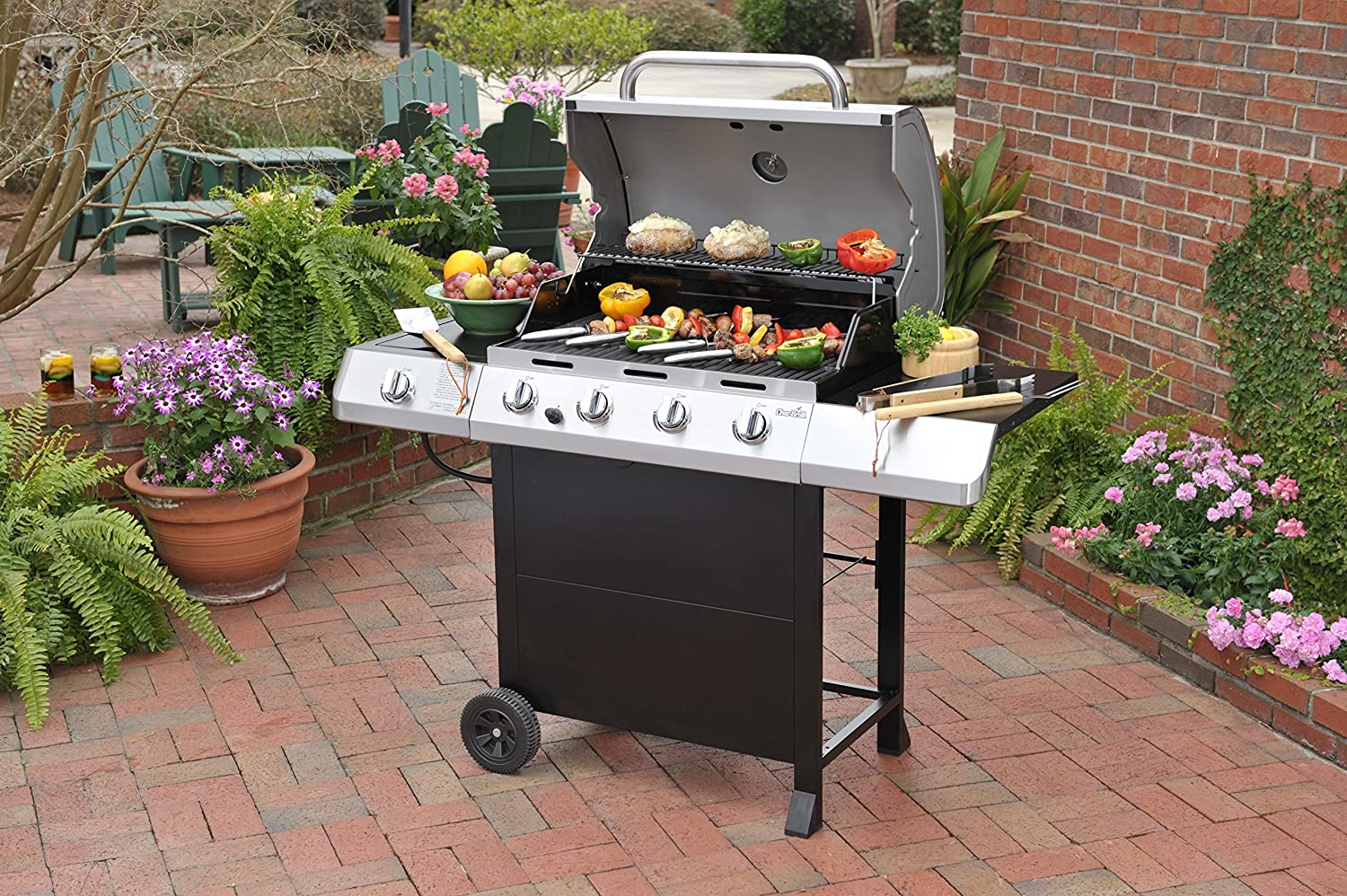 best char broil gas grill under 100 200 300