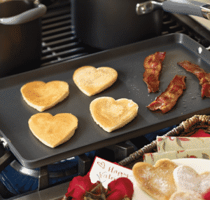 can you use a cookie sheet on a gas grill